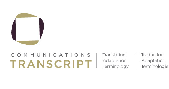 Transcript Communications, traduction, translation expert